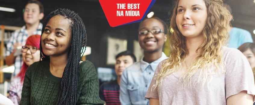 The Best oferece cursos profissionalizantes para jovens